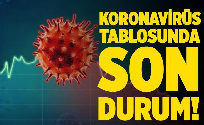 18 Ekim koronavirüs tablosu açıklandı mı? 18 Ekim koronavirüs tablosu son durum nasıl? Güncel hasta ve vefat sayısı kaç?