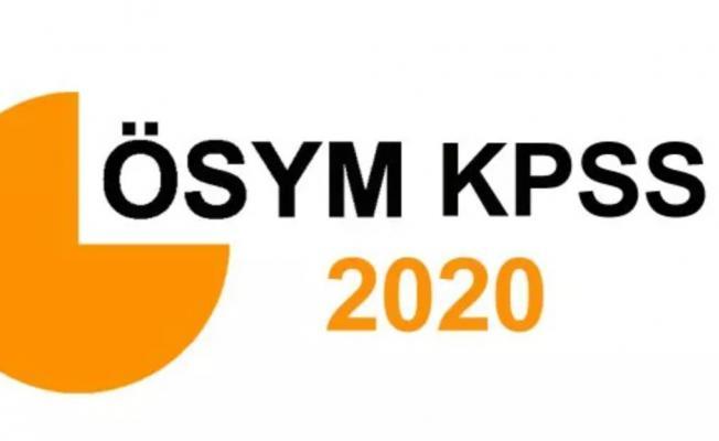 2020 KPSS Lisans sonuçları açıklandı mı? ÖSYM 2020 KPSS sonuçları ne zaman açıklanacak?