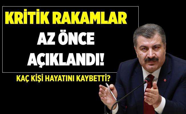 6 Ekim Türkiye koronavirüs vaka sayısı! Türkiye günlük vaka ve ölü sayısı kaç oldu?