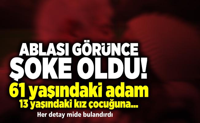Aydın'da şoke olay! 61 yaşındaki adamdan 13 yaşındaki çocuğa mide bulandıran mektup!
