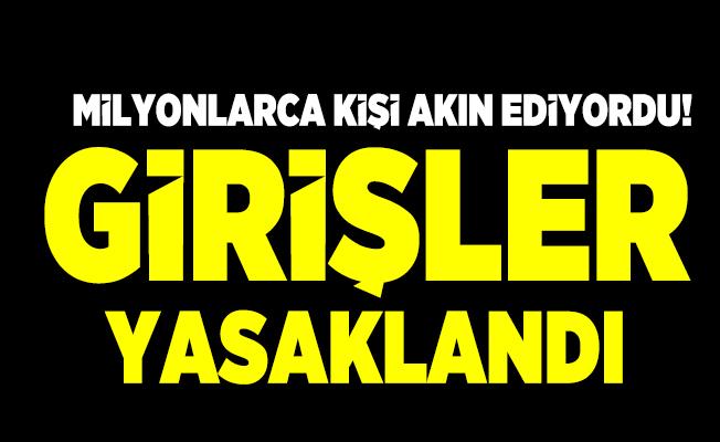 Burdur'da bulunan doğa harikası Salda Gölü'nde yeni dönem resmen başladı! Ziyaretler yasaklandı!