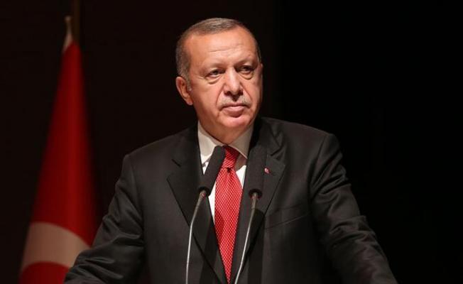 Cumhurbaşkanı Erdoğan'dan Doğu Akdeniz Açıklaması: İşte Doğu Akdeniz'in İki Boyutu