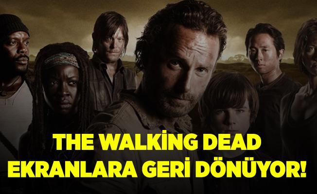 Dünyayı kasıp kavuran The Walking Dead final bölümüyle ekranlara geri dönüyor!