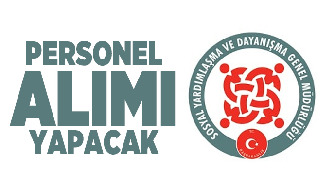 En az B ehliyet sahibi Yozgat Saraykent SYDV Personel Alımı yapacak!