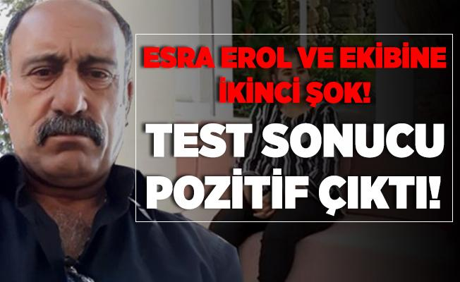 Esra Erol ekibine ikinci şok! Komşusunun karısından çocuk sahibi olan Cengiz Koraltan'ın da koronavirüs testi pozitif çıktı!