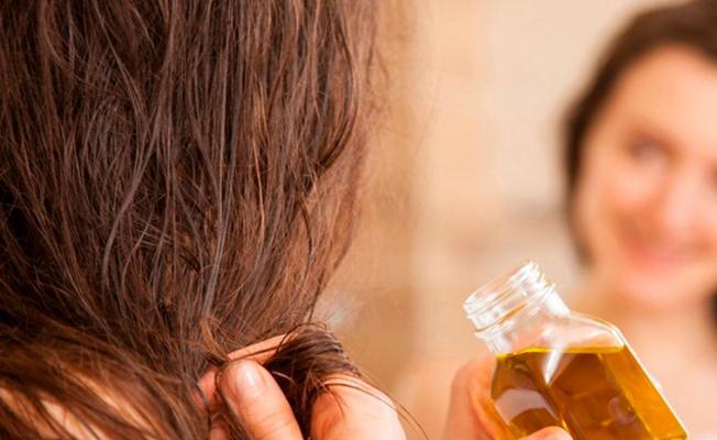 Evde saç bakımı nasıl yapılır? Zeytinyağlı saç maskesi tarifleri!