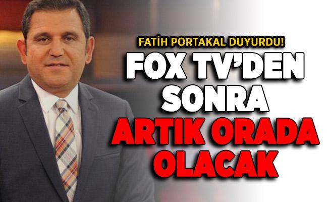 Fatih Protakal FOX TV'den Sonraki Adresini Duyurdu