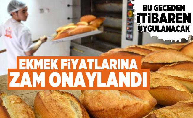 İstanbul'da ekmek fiyatlarına zam gelmesi onaylandı! Bu geceden itibaren geçerli olacak!