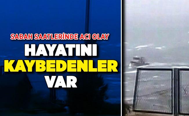 İstanbul'da kahreden olay! Ölüler var