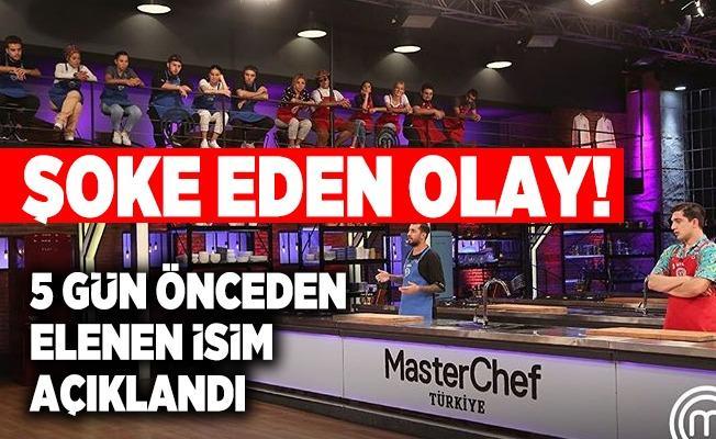 MasterChef Türkiye elenecek isim 5 gün önce açıklandı! MasterChef Türkiye bu hafta elenecek isim kim?