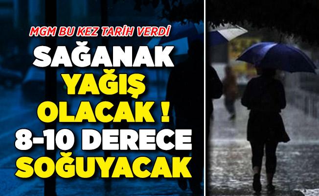 MGM Tarih Vererek İstanbul İçin Yeni Uyarı Yaptı