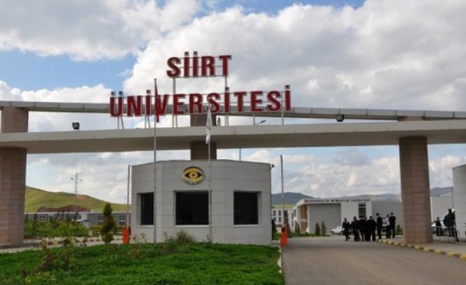 Siirt Üniversitesi 62 personel alımı yapacak!