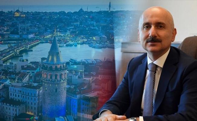 Son dakika İstanbullulara Bakan Karaismiloğlu'ndan müjde! Nisan'da açılıyor