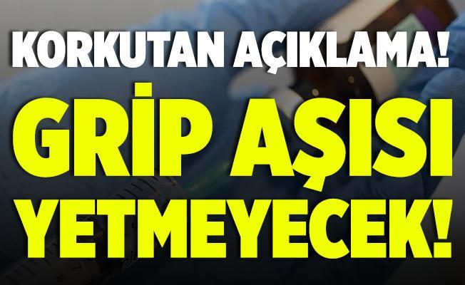 Türk Eczacılar Birliği korkutan haberi duyurdu! Grip aşısı yetmeyecek!