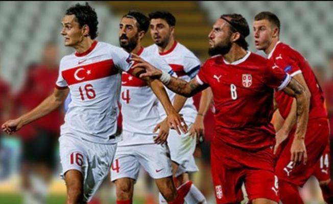 Türkiye'de bir ilk Türkiye-Sırbistan maçında yapılacak! TFF detayları açıkladı