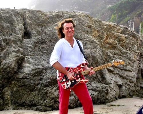 Ünlü gitarist Eddie Van Halen hayatını kaybetti! Eddie Van Halen kimdir?