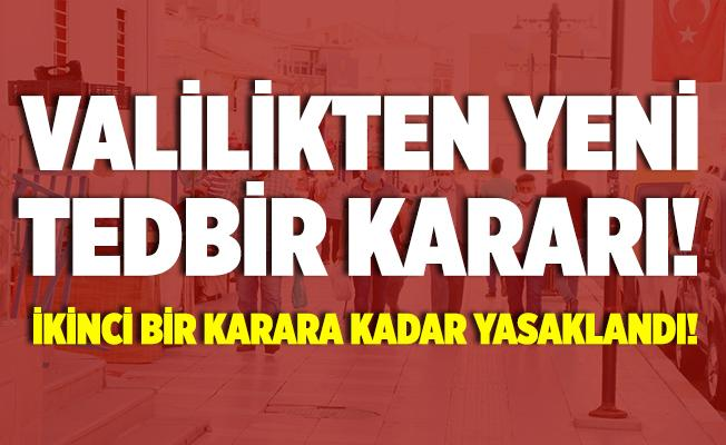 Valilikten yeni yasak kararı! Yozgat'ta sigara içmek yasaklandı!