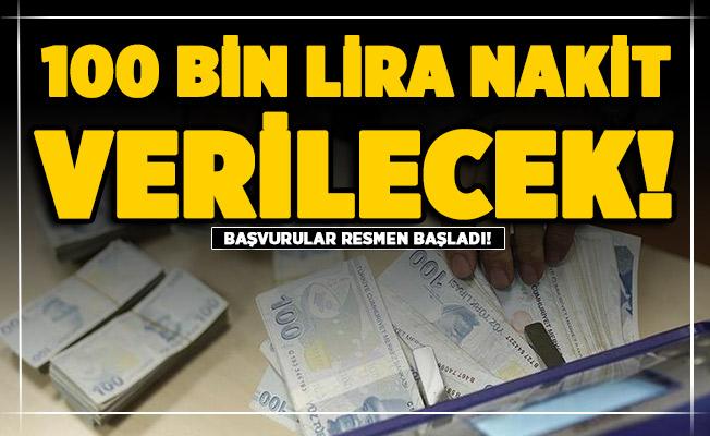 Emeklilere 100 bin liraya kadar nakit verilecek? Halkbank emekli kredisi başvurusu