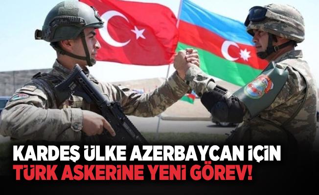 Kardeş ülke için Türk askerine yeni görev! Resmi Gazete'de Azerbaycan tezkeresi yayımlandı