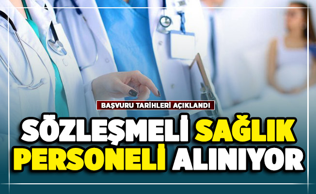 KATÜ sözleşmeli personel alımı yapıyor: Hemşire, sağlık teknikeri ve laborant alınacak