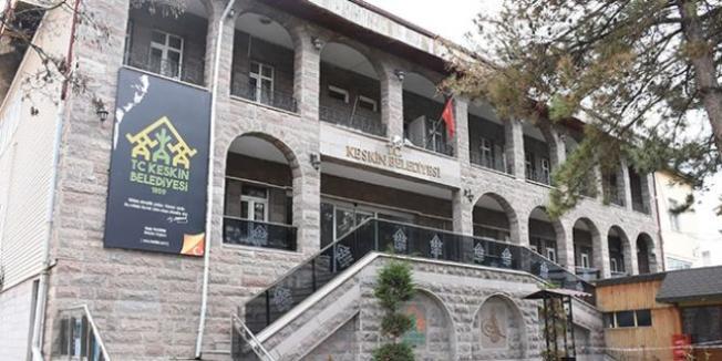 Kırıkkale Keskin Belediyesi 60 yaşını doldurmamış 88 büro memuru alımı yapacak!