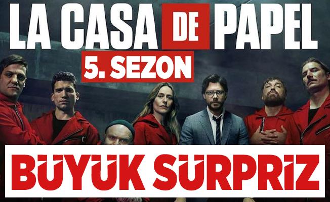 La Casa De Papel 5. sezon büyük sürpriz! La Casa De Papel 5. sezonda Kıvanç Tatlıtuğ mu oynayacak?