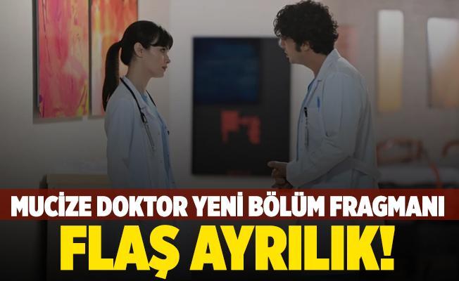 Mucize Doktor yeni bölümde flaş ayrılık! Mucize doktor 39. bölüm fragmanı yayınlandı!