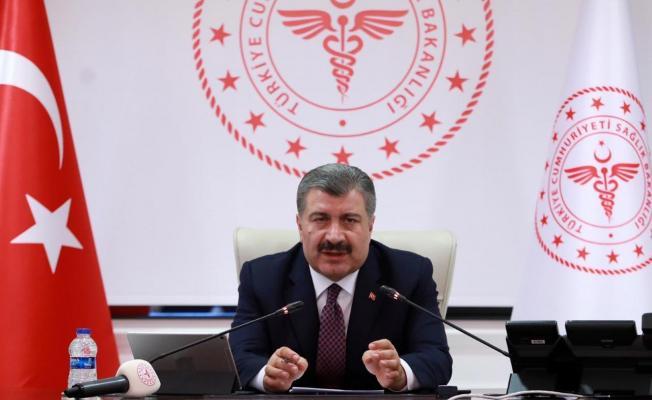 Sağlık Bakanı Koca'dan flaş corona virüs açıklaması