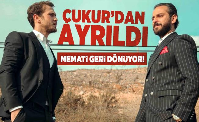 Vartolu Sadettin Çukur'dan ayrıldı! Memati geri dönüyor!