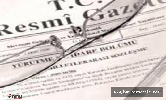 20 Mayıs 2016 Cuma Tarihli Atama Kararları