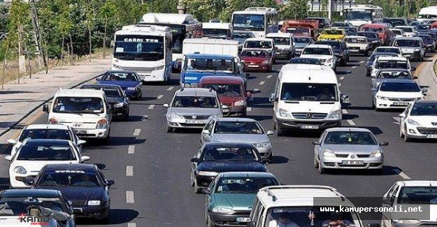 2 Temmuzda Ankara'da Hangi Yollar Trafiğe Kapatılacak
