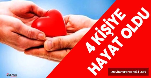 53 Yaşındaki Vatandaşın Organları 4 Kişiye Hayat Verecek