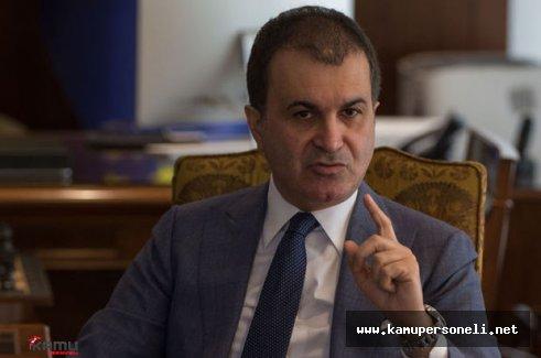 AB Bakanı Terör Hakkında Konuştu