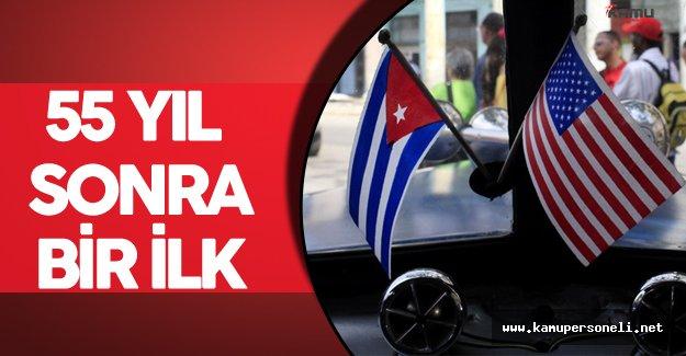 ABD 55 Yıl Sonra Küba'ya Büyükelçi Atama Kararı Aldı