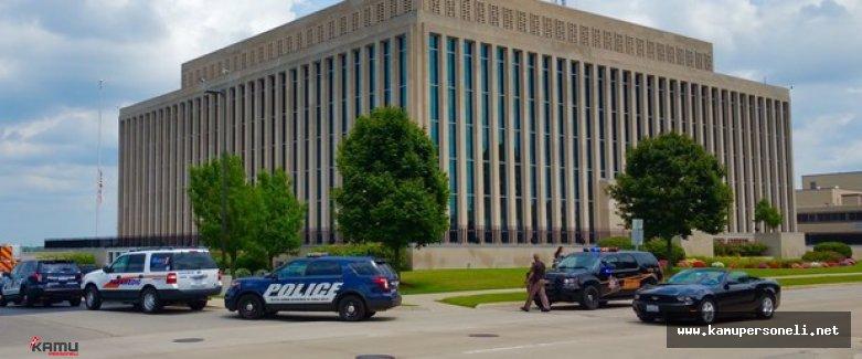 ABD Adliye Binasına Silahlı Saldırı