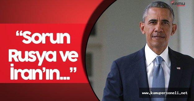 "ABD Başkanı Obama:""İslami Terörizm Tabiri Uydurma"""