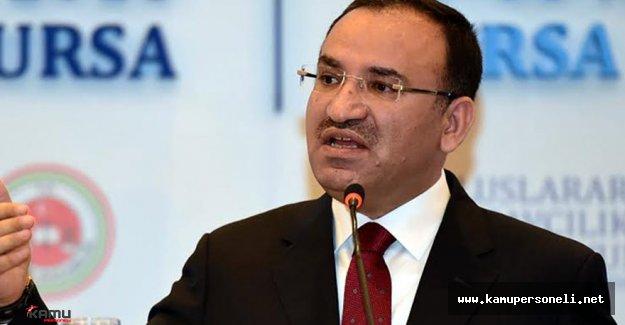 Adalet Bakanı: ' 6 Bin Civarı Gözaltı Var '
