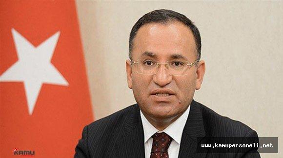Adalet Bakanı Bozdağ AK Parti'nin 15.Kuruluş Yıl Dönümünü Kutladı