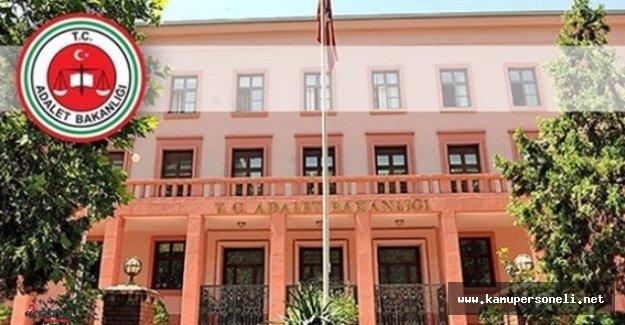 Adalet Bakanlığı Komisyonlararası Havuz Tayinleri Açıklandı