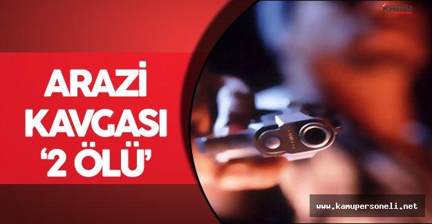 Adana'da Silahlı Kavga 2 Kişi Hayatını Kaybetti
