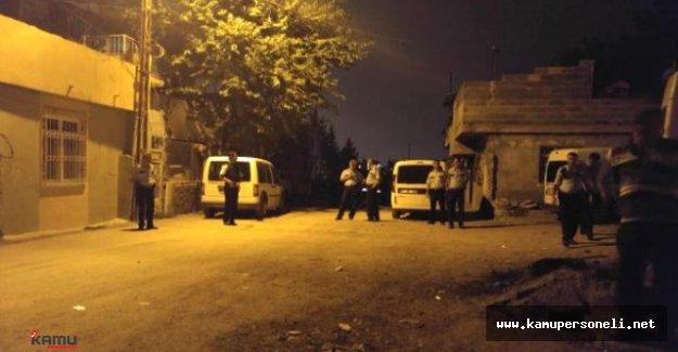 Adana'da Silahlı Kavga ( 3 Kişi Yaralandı )