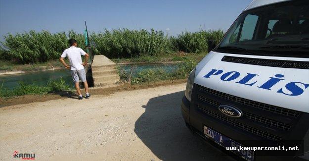 Adana'da Sulama Kanalına Giren 2 Çocuk Boğularak Can Verdi