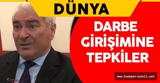 Ahıska Türkleri'nden Darbe Girişimine Tepki