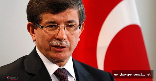 Ahmet Davutoğlu'nun Açıklamalarından Satır Başlıkları