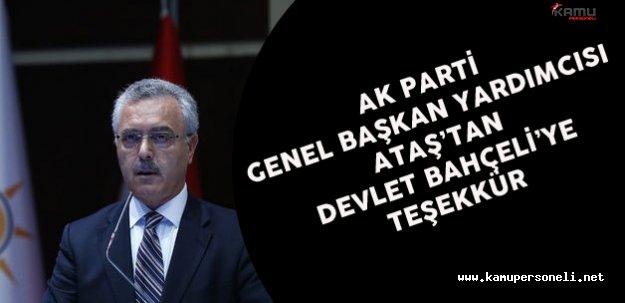 """AK Parti Genel Başkan Yardımcısı Mustafa Ataş :""""Başkanlık Sistemi Gibi Bir Sistem Zaten !"""""""