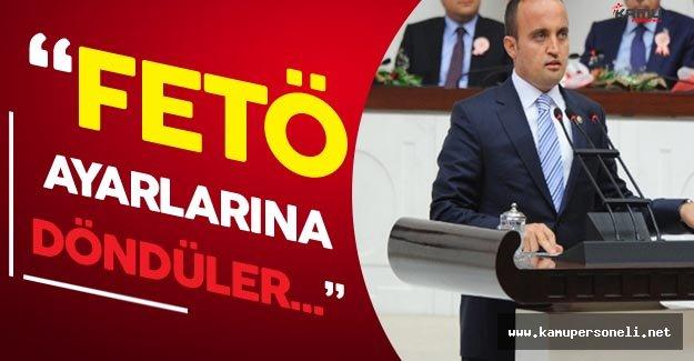 """AK Parti Grup Başkanvekili Bülent Turan :"""" CHP FETÖ Ayarlarına Dönüyor"""""""