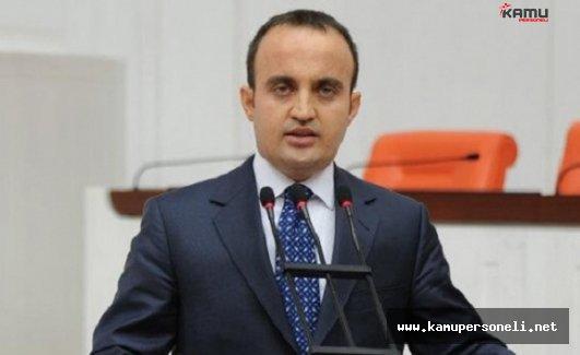 "Ak Parti'li Turan: ""En tedbirleri alacağız"""