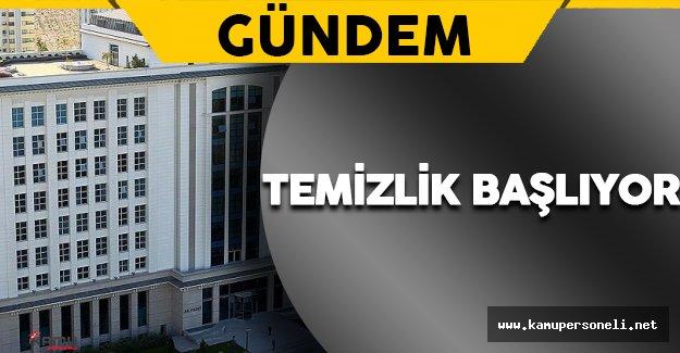 AKP'den FETÖ Mensuplarının Ayıklanmasıyla İlgili Genelge Yayımlandı