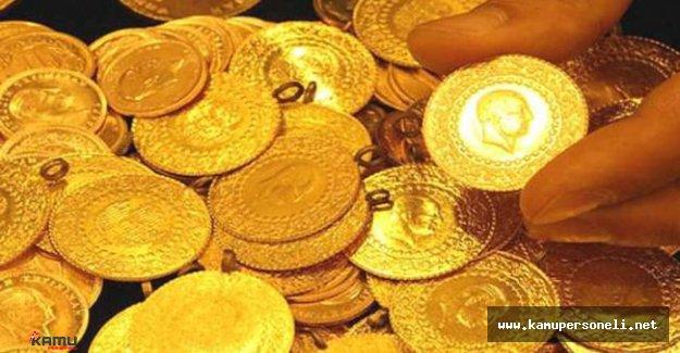 Altın'da Yükseliş Durdu ( Son Dakika Gram Altın Fiyatı )