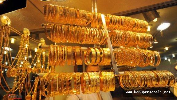 Altının Gram Fiyatı 120 Liranın Altına Düştü